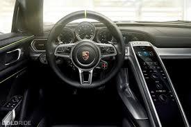 Porsche 918 Concept - 918 spyder revealed 887 hp 78 mpg 845k