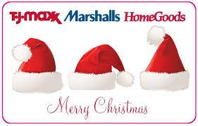 marshall gift card marshalls gift card tj ma gift card ideas