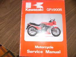 1984 kawasaki gpz900r motorcycle service manual u2022 cad 30 97