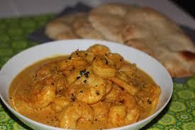 cuisiner des crevettes curry thaï de crevettes au lait de coco mille et une saveurs