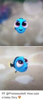 Dory Memes - rt how cute is baby dory baby it s cold outside meme on sizzle