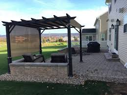 Paver Patio Kits Patio Diy Paver Patio Pit Pergola Project Time Lapse