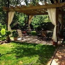 make your own outdoor pergola curtains more best pergola