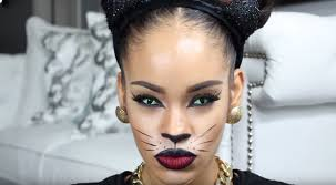 leopard halloween makeup ideas halloween cat eye makeup tutorials that you can master stylecaster