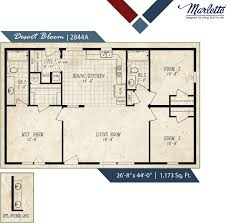 Model Home Floor Plans Columbia Manufactured Homes Marlette Manufactured Homes