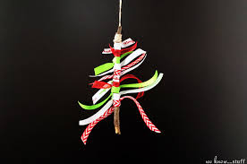 stick christmas tree with lights diy stick christmas tree ornament we know stuff
