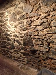 repointing a stone wall with lime mortar u2013 the urban rowhouse
