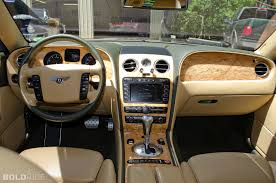 bentley spur interior 2006 bentley continental flying spur