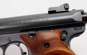 ruger mark ii target 22lr custom with adjustable competition