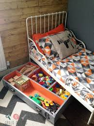 Build Your Own Toy Storage Box by Best 25 Under Bed Storage Boxes Ideas On Pinterest Under Bed