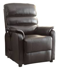 Red Leather Reclining Chair Furniture Awesome Red Leather Wall Hugger Recliners Plus Rug And