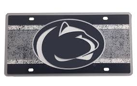 penn state alumni license plate penn state vintage license plate souvenirs car accessories