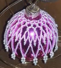 free beaded ornaments patterns that bead