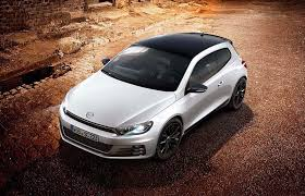 white volkswagen vw scirocco gt and r line black editions that are white by car