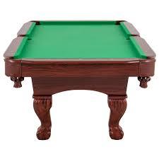 triumph sports pool table triumph 7 5 santa fe pool table