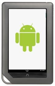Nook Tablet Barnes And Noble Easily Turn Your Nook Color Into A Full Android Table Without