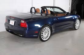maserati cambiocorsa convertible 2004 maserati spyder u2013 pictures information and specs auto