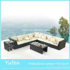 Rattan Curved Sofa by Plastic Rattan Sofa Sets Plastic Rattan Sofa Sets Suppliers And