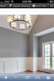 gray matters by sherwin williams chandelier from home depot my