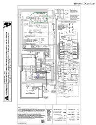 wiring diagram for goodman furnace the and rheem air handler