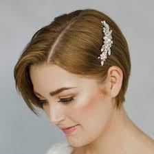 small hair small wedding hair comb elsa by debbie carlisle