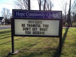 why calvinists shouldn t church signs church signs
