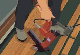 Best Flooring Nailer How To Install Hardwood Flooring At The Home Depot