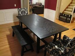 dining room trestle dining table for classic dining furniture
