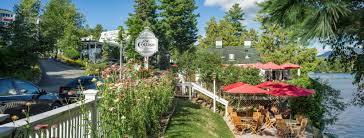 the cottage restaurant in lake placid mirror lake inn