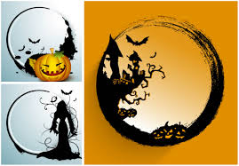 halloween frames 2013 vector vector graphics blog