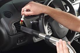 how to clean car interior at home home