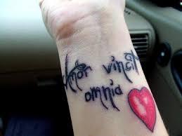 tatto tattoos on wrist sayings