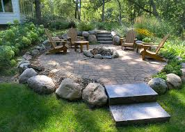 Firepit Pics Outdoor Fireplaces Firepits Axel Landscape