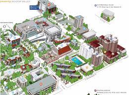 san jose school map sjsu map student union student union inc of sjsu san jose state