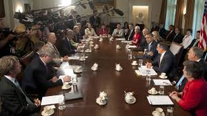 who was in washington s cabinet obama cabinet 7 people who could have been on it abc news