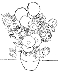 baby van gogh coloring page 11 coloring page from baby van gogh