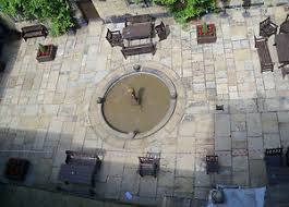 Reclaimed Patio Slabs Yorkstone Paving Ebay