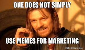 What Does Internet Meme Mean - meme marketing should you mimic the medium by angela