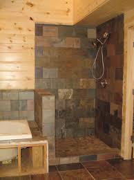 awesome bathroom shower no glass for interior designing home ideas