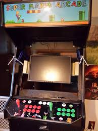 my arcade cabinet restoration is nearly complete pics and vid