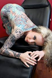 cheri whitney of straight edge tattoo and piercing murfreesboro