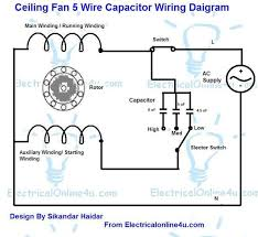 28 motor capacitor wiring diagram manual ac run capacitor