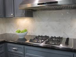 Marble Backsplash Design Ideas - Carrara backsplash
