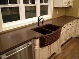 Concrete Kitchen Sink by 20 Best Concrete Countertops And Sinks Images On Pinterest