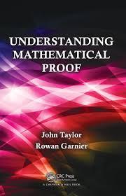 taylor john garnier rowan understanding mathematical proof taylor u2026