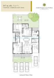 emaar mgf emerald floors in sector 65 gurgaon project overview
