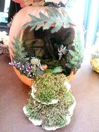 Fairies For Garden Decor 25 Unique Pumpkin Fairy House Ideas On Pinterest Pumpkin House
