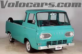 Vintage Ford Econoline Truck - 1962 ford econoline volo auto museum