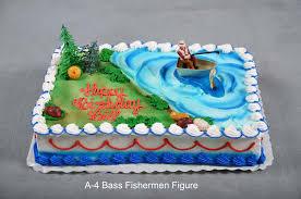 bass fish cake the cake gallery