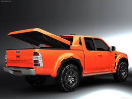 Ford Ranger Truck 2008 - ford ranger max concept 2008 pictures information u0026 specs